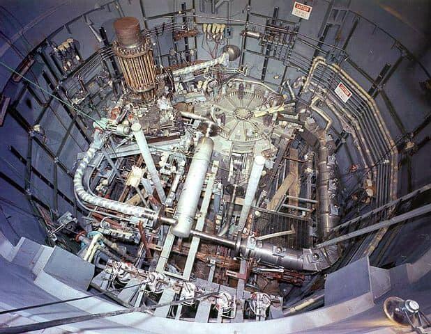 MSRE Reactor